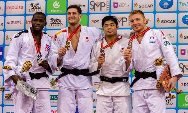 Campeonato del Mundo Absoluto de Judo Baku 2018