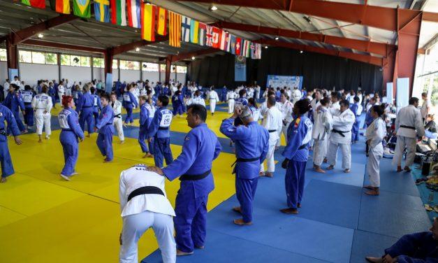 EJU Training Camp Castelldefels 2018