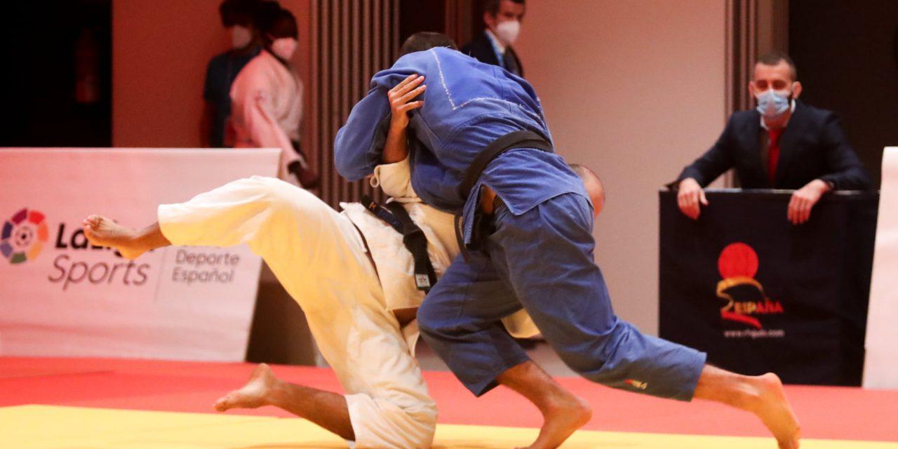 El Judo nacional vence al Covid