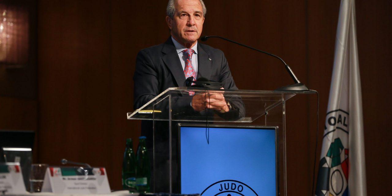 Juan Carlos Barcos nuevo Director de Relaciones Internacionales de la IJF