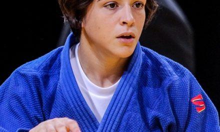 Julia Figueroa bronce en el Judo Masters Guadalajara 2016