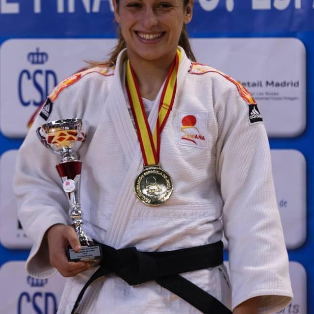 Conoce a la Campeona: Saray Padilla
