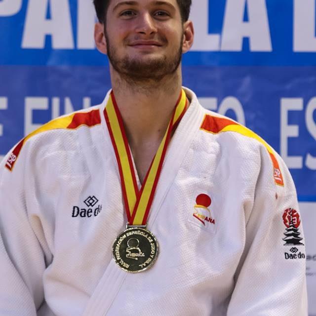 Conoce al campeón:Nikoloz Sherazdishvili