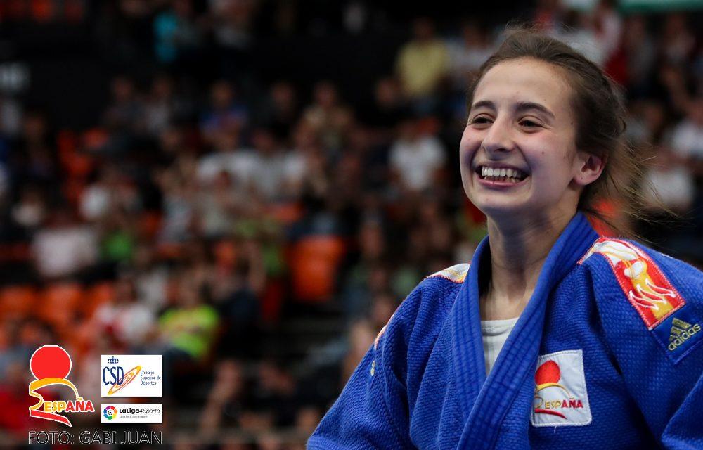 La cantera del Judo español en el Campeonato de Europa Cadete