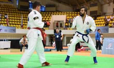 """El Ju-Jitsu tendrá representante español en los """"World Games"""""""
