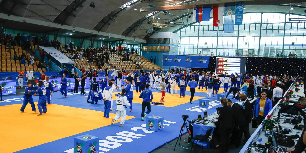 Arranca el Europeo de Judo Junior en Maribor