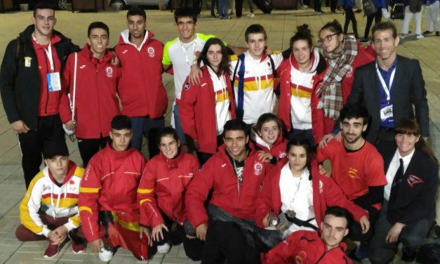 Campeonato Europa Junior y aspirantes de Jiu-Jitsu