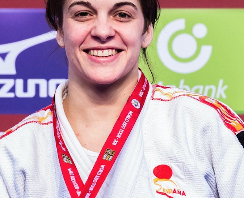 Estrella López medalla de bronce en Dusseldorf