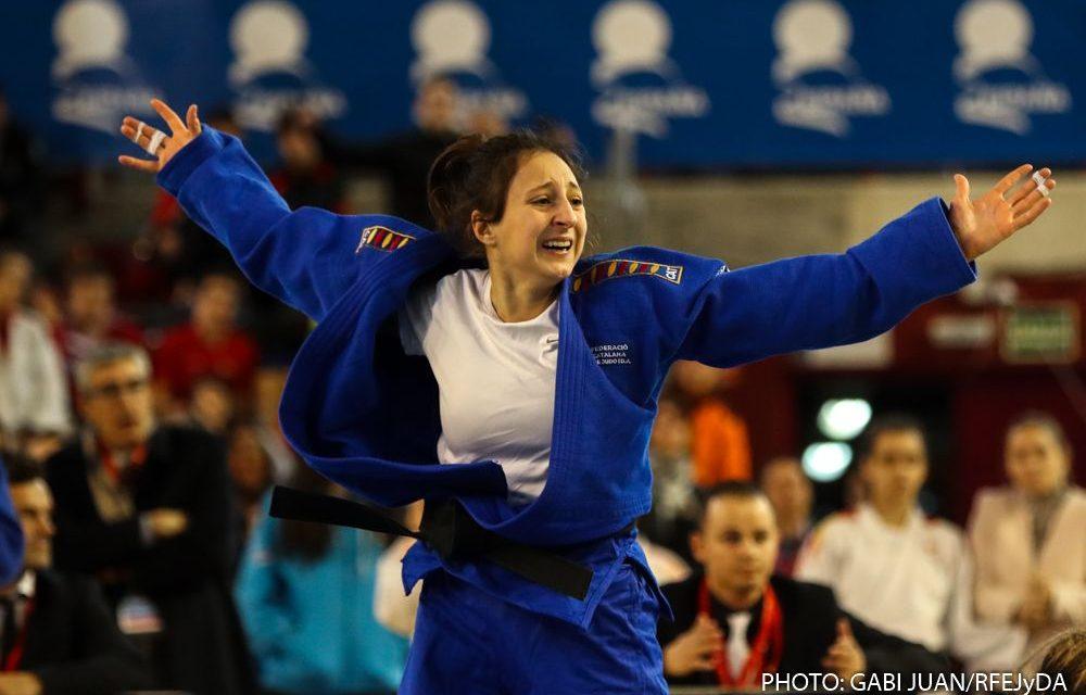 El gran espectáculo del Judo en Pinto de mano de los Juniors