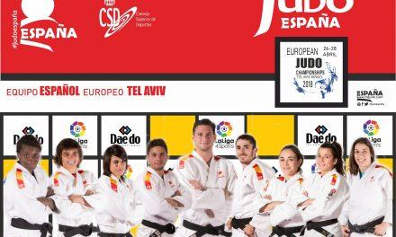 La delegación española se prepara ya en Tel Aviv