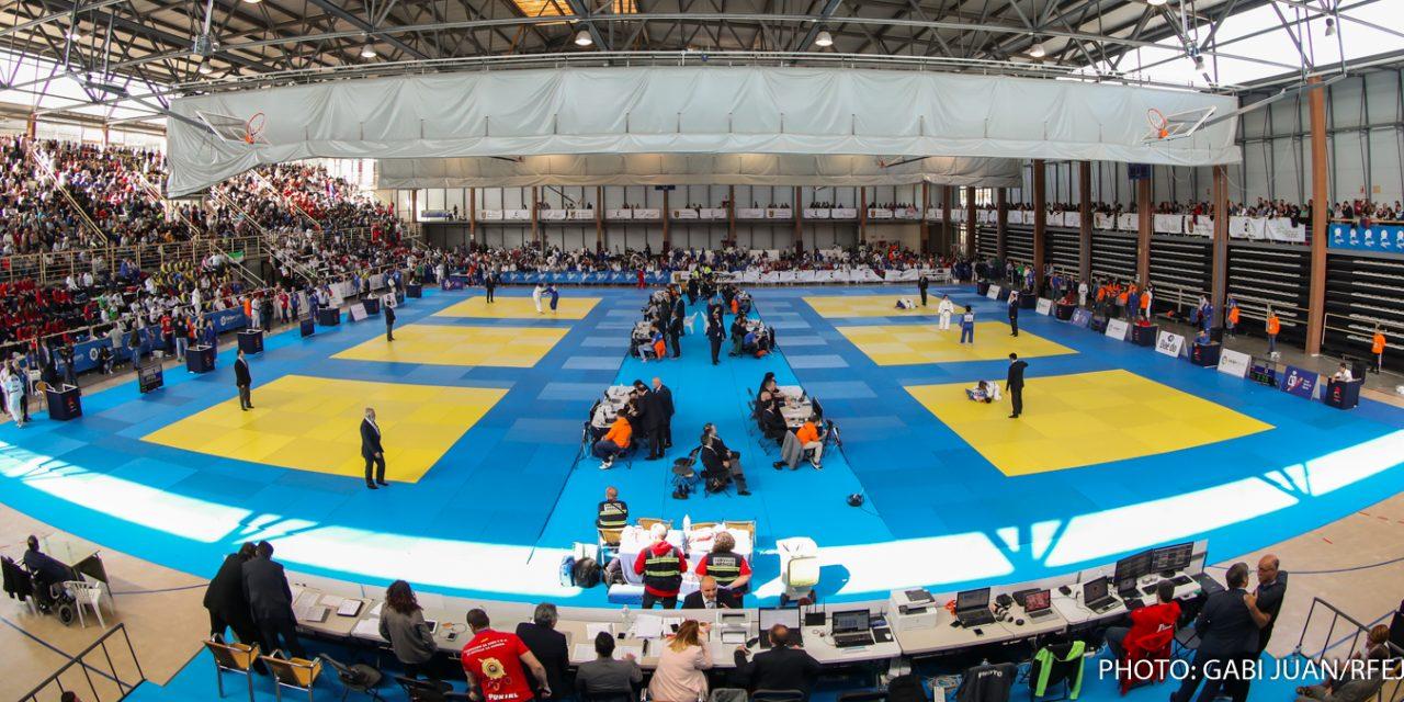 El Judo Escolar protagonista nacional