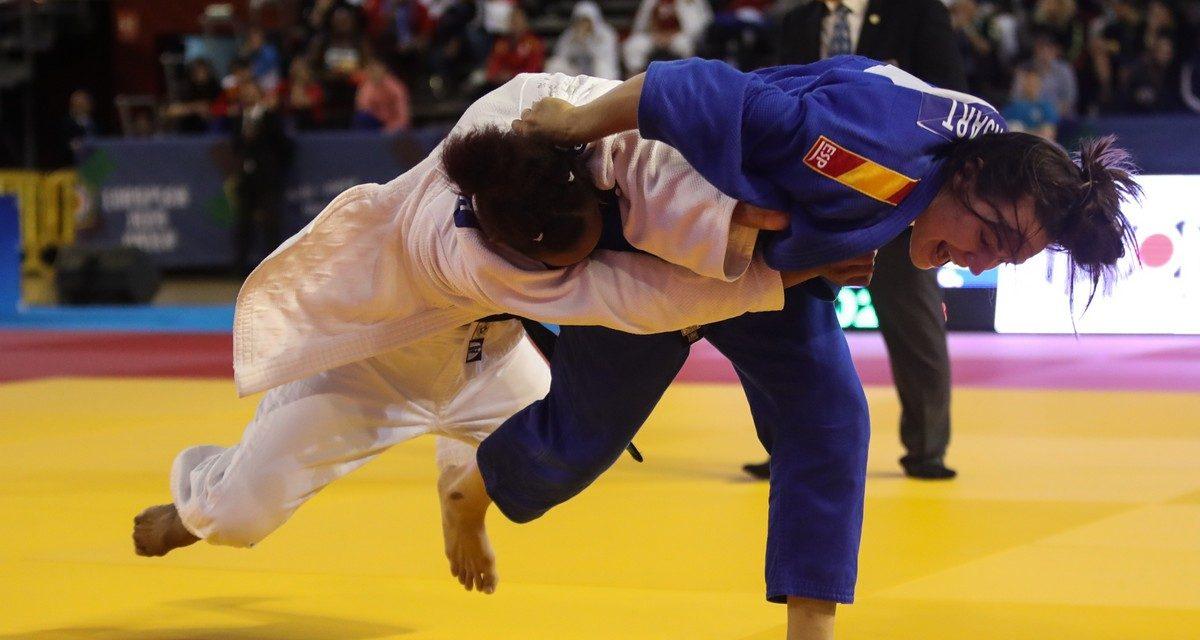 España participa en el primer Campeonato de Europa de Judo por equipos mixtos