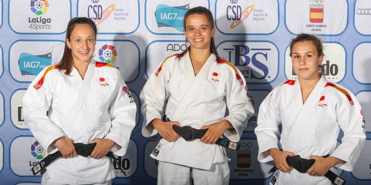 El mundial de Judo en Nasáu (Bahamas) espera a nuestros juniors