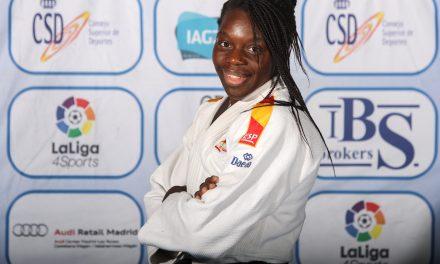 El equipo español a por las medallas en el Grand Slam de París de Judo