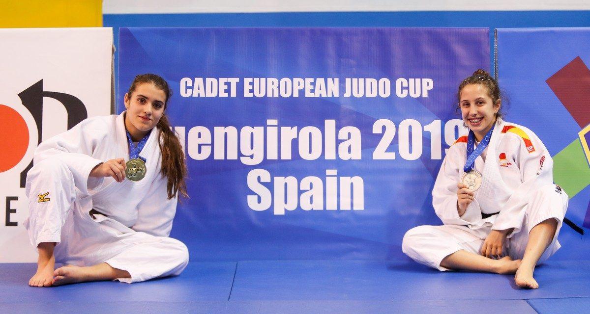 La European Cup de Fuengirola deja 2 medallas para el combinado español