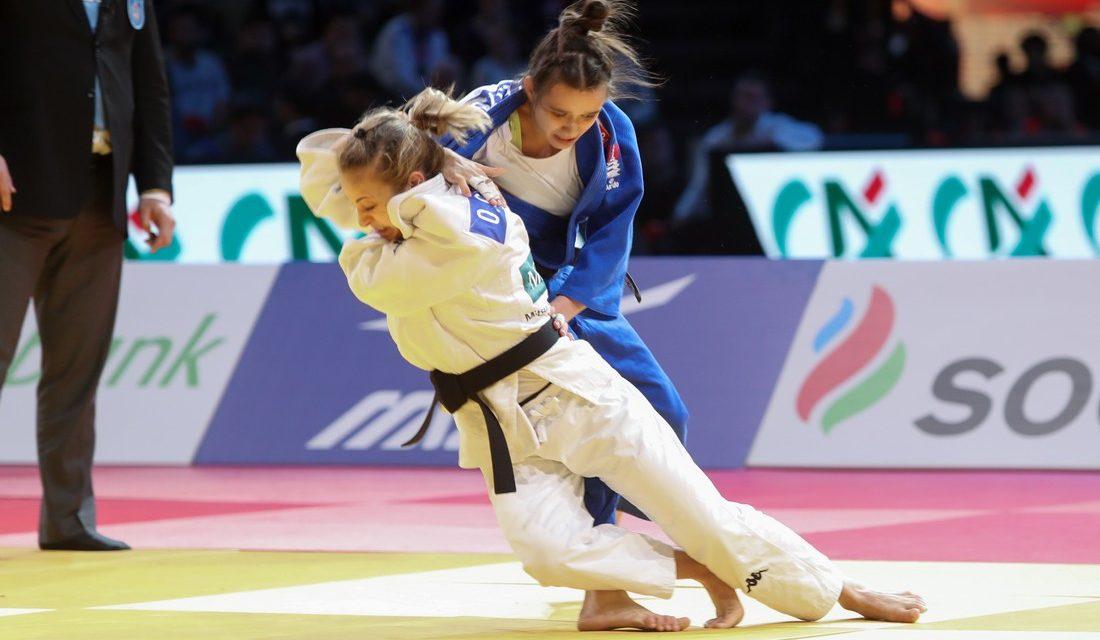 El Judo Español acaricia las medallas en París