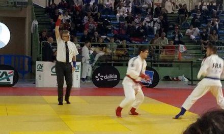 Gaspar Gamisans, nuevo árbitro continental de Jiu-Jitsu