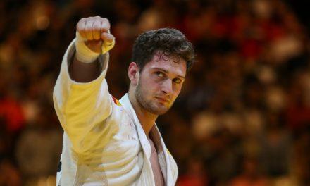 El Grand Slam de Baku, nueva parada para nuestros judokas
