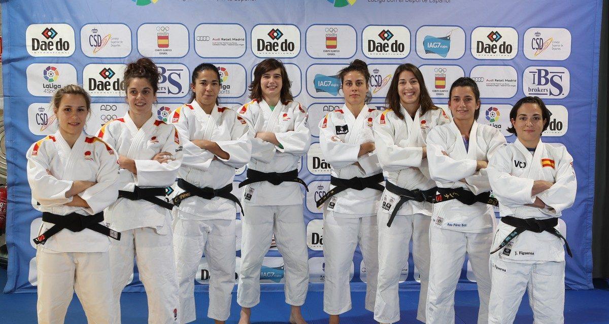 El Judo español aspira a estar en lo más alto del pódium en los Juegos Europeos de Minsk