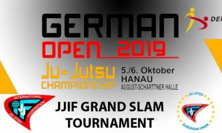 Resultados German Open 2019, Hanau Alemania
