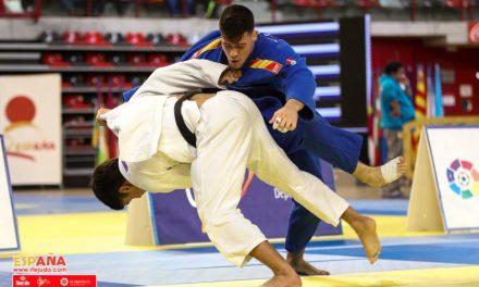 Campeonato de España Junior de Judo Pinto 2018