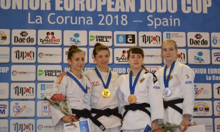 EJU Junior European Judo Cup A Coruña 2018