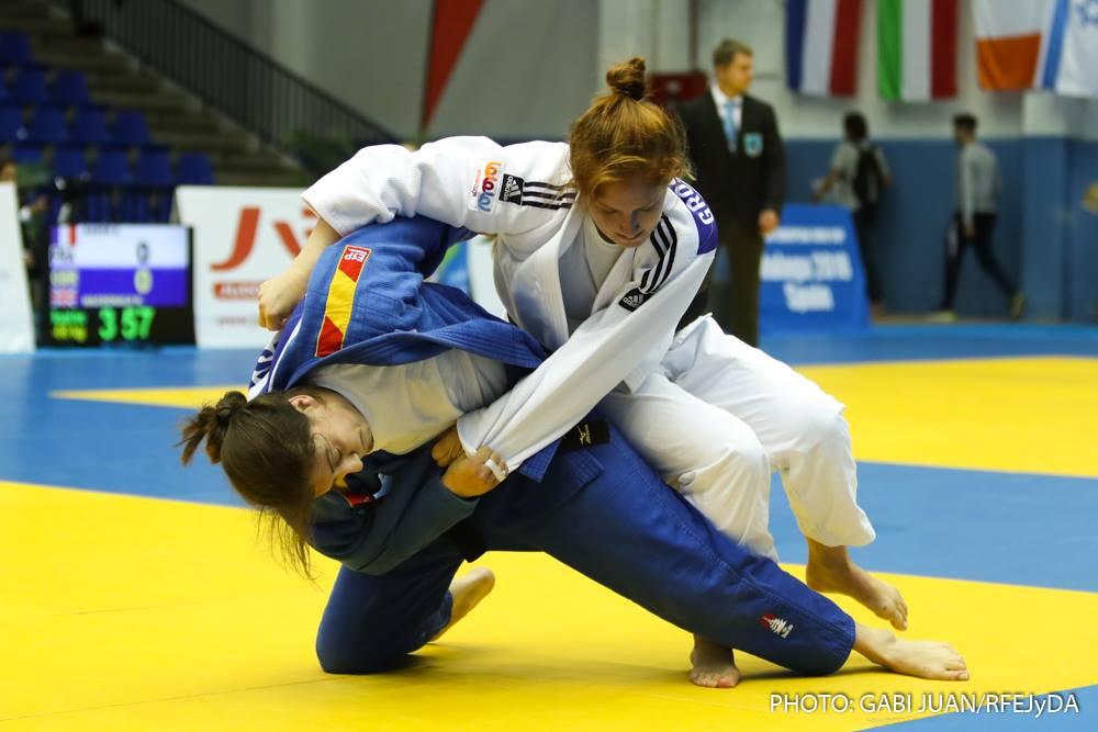 EJU Senior European Judo Cup Málaga 2018