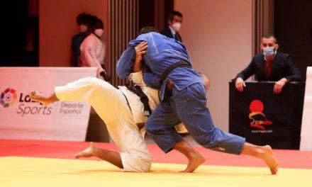 Campeonato de España Absoluto de Judo Madrid 2020