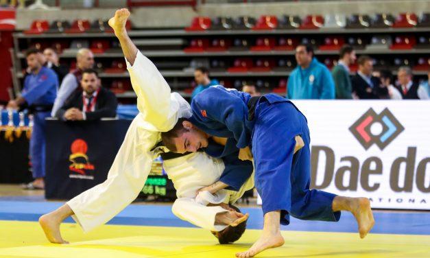 Trofeo #JudoEspaña: El regreso a los tatamis de competición