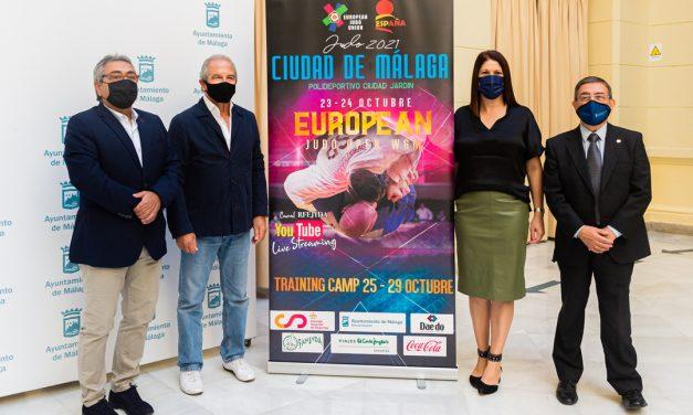 Presentación European Judo Open Málaga 2021