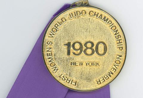 Rusty Kanokogi, 40 años del primer Mundial femenino de Judo