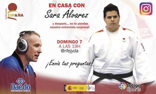 Próximo directo En Casa con Sara Álvarez
