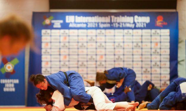 Benidorm epicentro del mejor del Judo Internacional