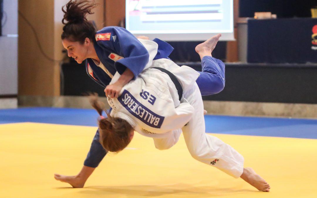 Trofeo #JudoEspaña Málaga 2020