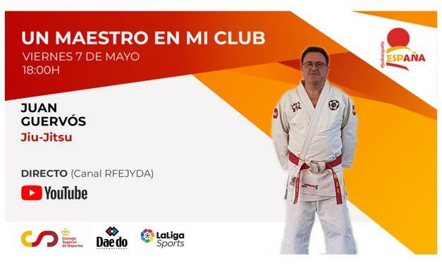 Un Maestro en mi Club – Juan Guervós