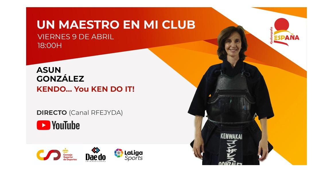 Un Maestro en mi Club – Asun González