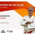 Un Maestro en mi Club – Maurici Casasayas