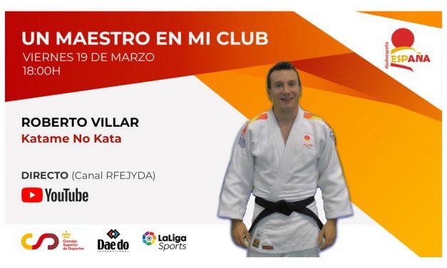 Un Maestro en mi Club – Roberto Villar