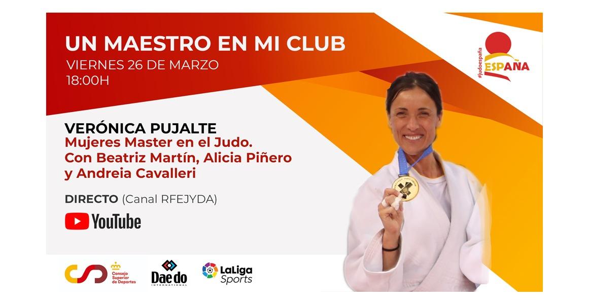 Un Maestro en mi Club – Verónica Pujalte