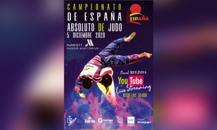 Campeonato de España de Judo Absoluto 2020