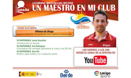 Un Maestro en mi Club – Alfonso de Diego