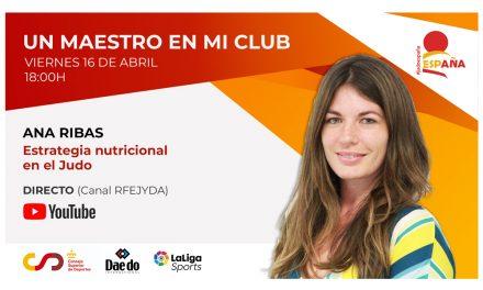 Un Maestro en mi Club – Ana Ribas