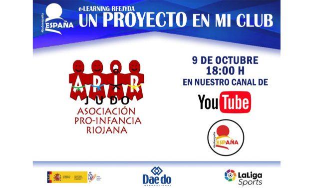 Un Proyecto en mi Club – JUDO APIR – Asociación Pro-Infancia Riojana