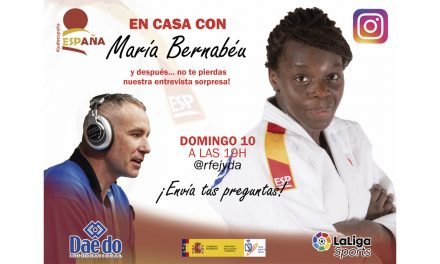 Próximo directo En Casa con María Bernabéu