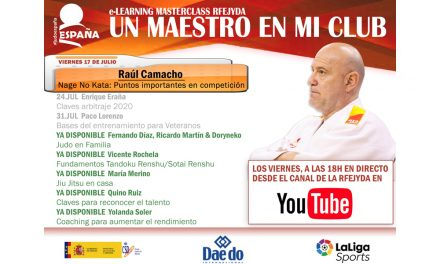 Un Maestro en mi Club – Raúl Camacho