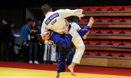 Campeonato de España Absoluto de judo Fuenlabrada 2019