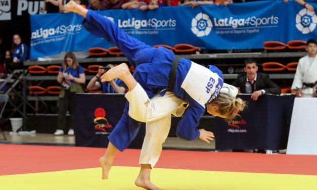 Campeonato de España en Edad Escolar de Judo Valencia 2019