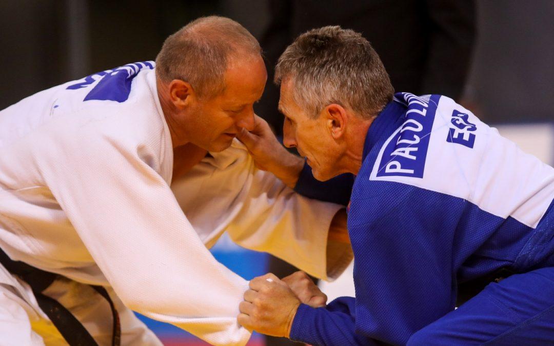 EJU Campeonato de Europa de Veteranos Las Palmas de Gran Canaria 2019