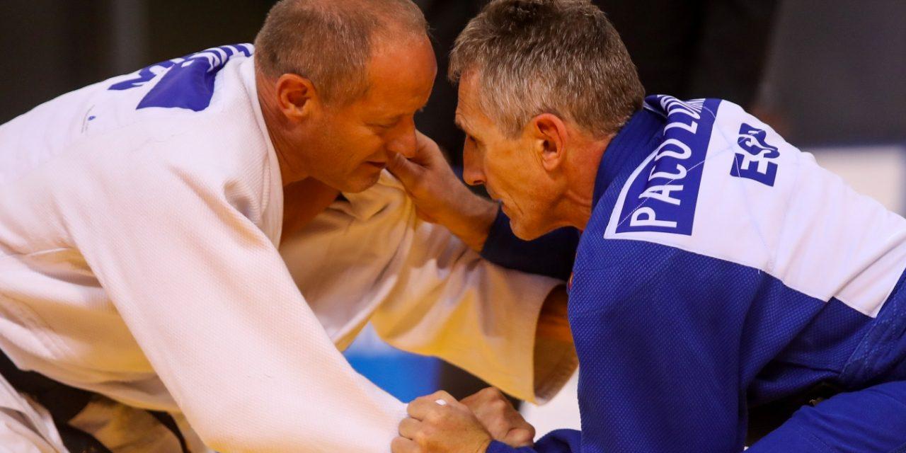 Escribiendo de Judo