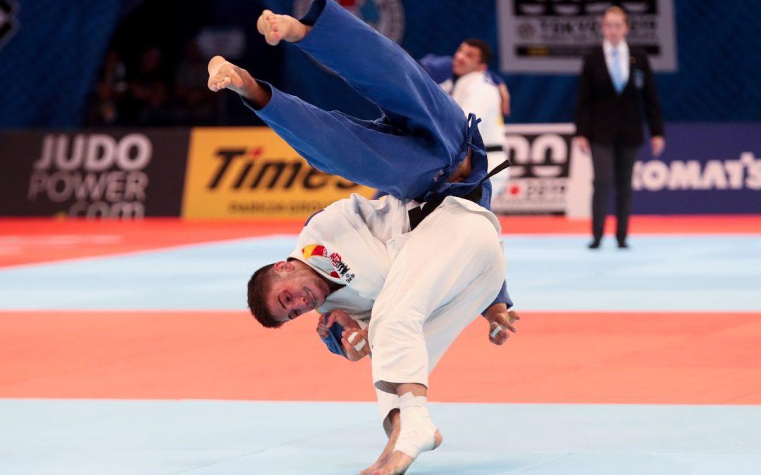 IJF Campeonato del Mundo Absoluto de Judo TOKYO 2019
